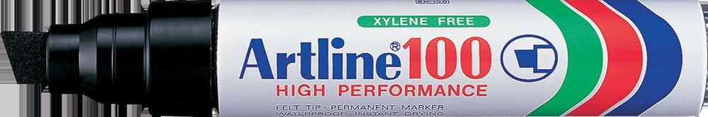 Artline EK-100 Broad Permanent Ink Marker