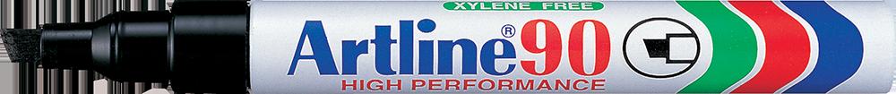 Artline EK-90 Medium-Broad Permanent Ink Marker
