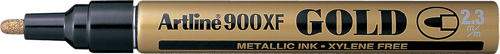 Artline EK-900XF Medium Metallic Paint Marker