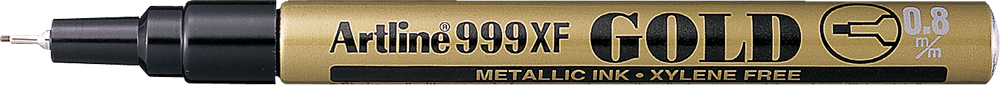 Artline EK-999XF Extra Fine Metallic Paint Marker