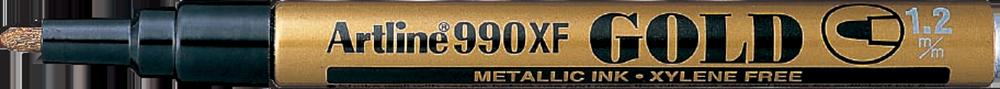 Artline EK-990XF Fine Metallic Paint Marker