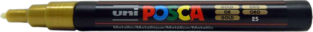 Uni-Posca 3M Fine Water-based Paint Marker