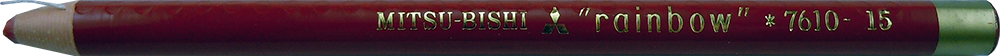 Mitsubishi Rainbow Water-Removable China Marker