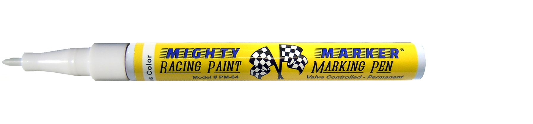 Mighty Marker Racing Paint