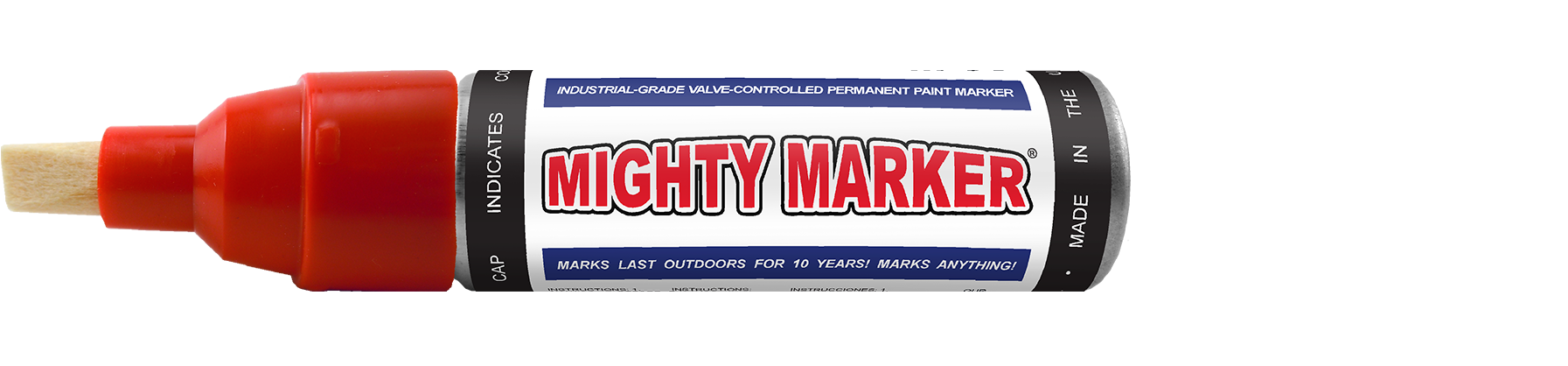 Mighty Marker Industrial Grade Paint Marker