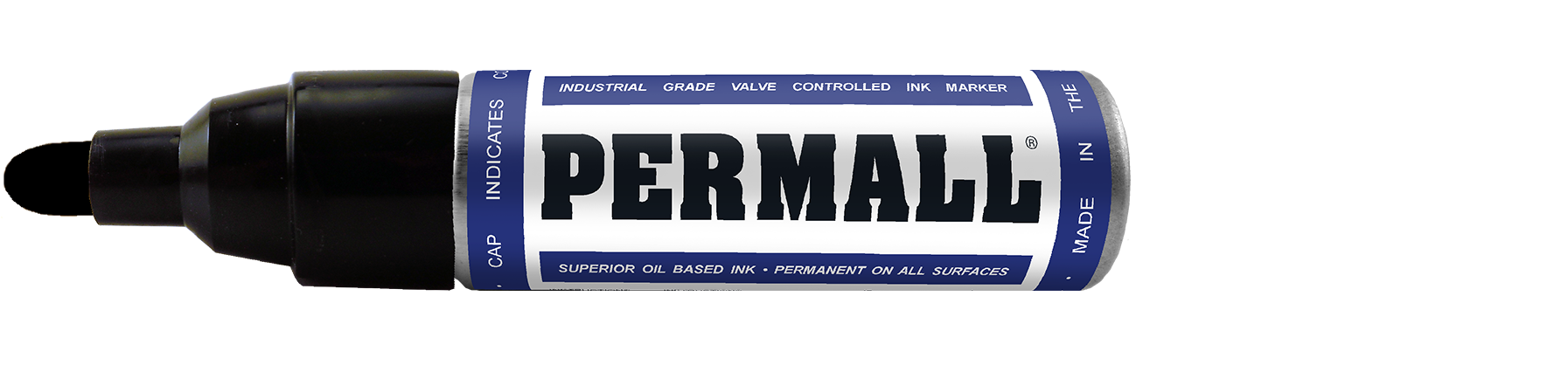 PERMALL Oil Based Ink Marker