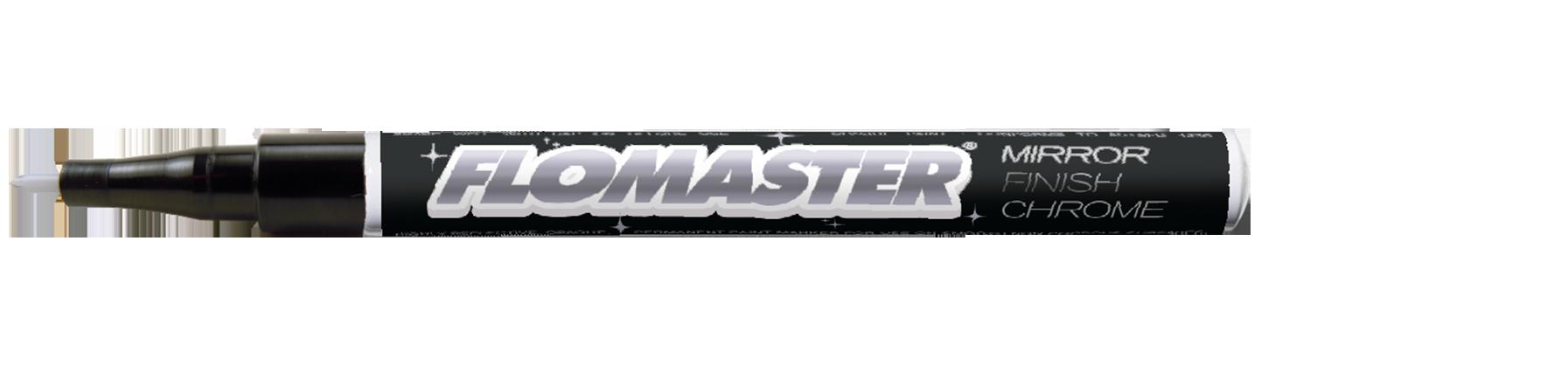 Flomaster Mirror Finish Metallics