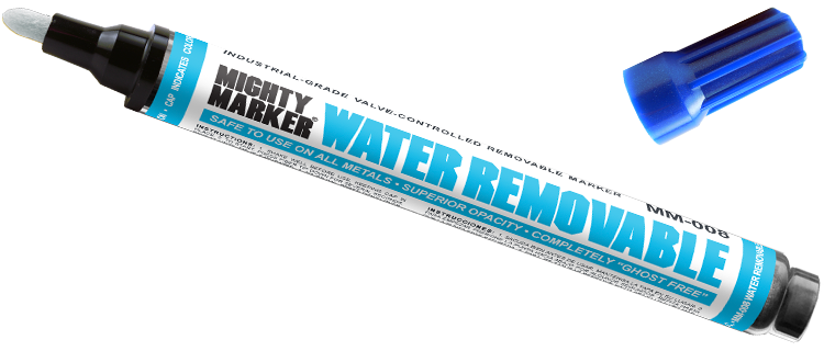 Mighty Marker Water Removable