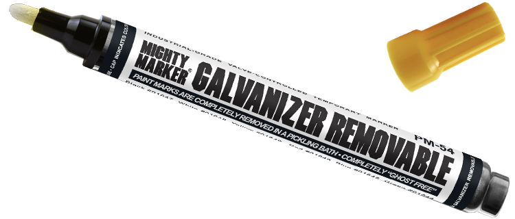 Mighty Marker Galvanizer Removable