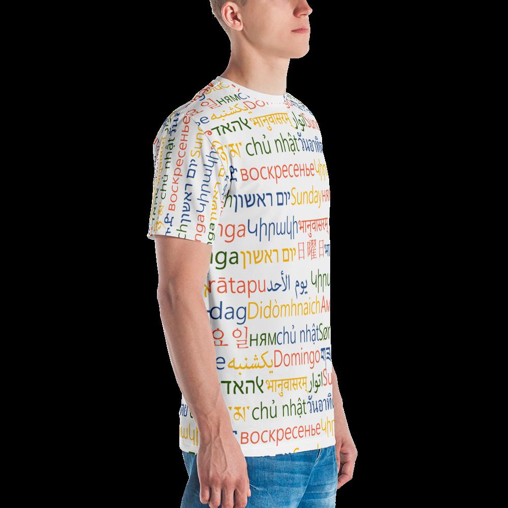 Say Sunday T-Shirt