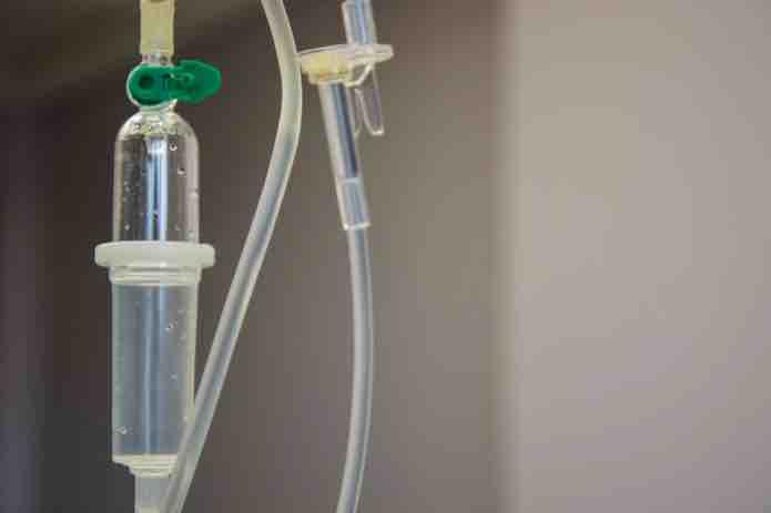 uno strumento medico dell'ospedale per fare interventi