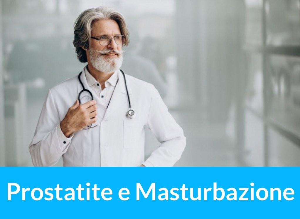 Prostata e Masturbazione