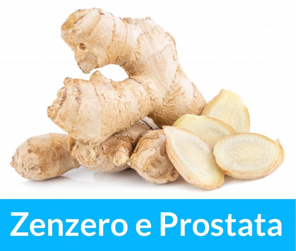 Zenzero e Prostata