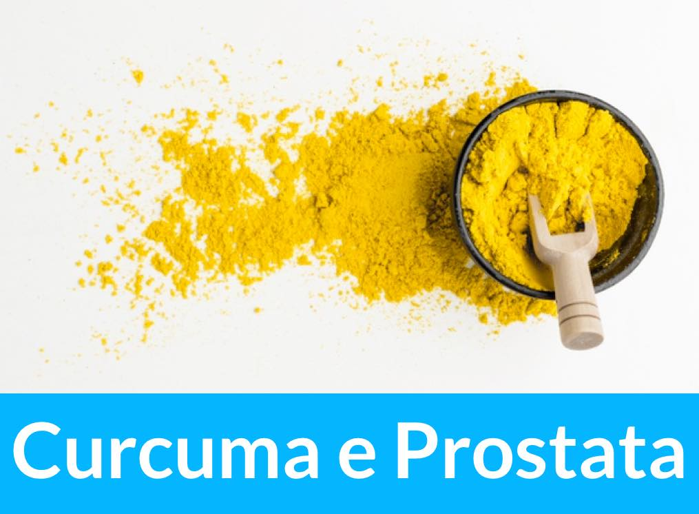 Curcuma e Prostata