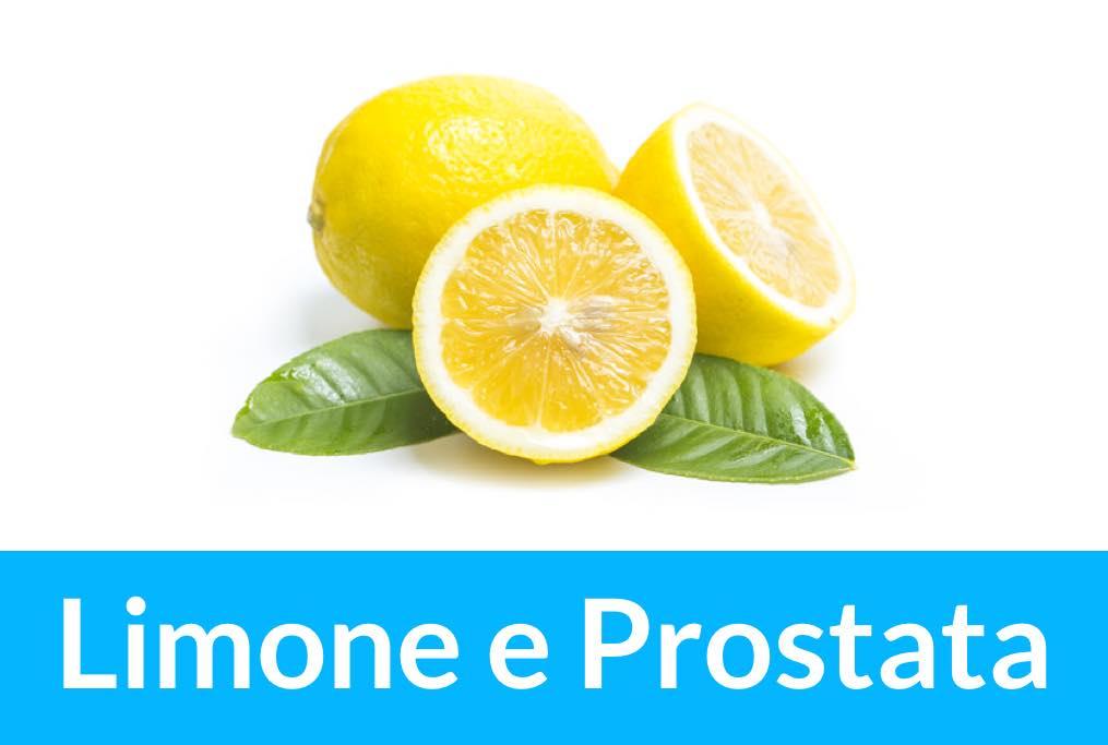 Limone e Prostata