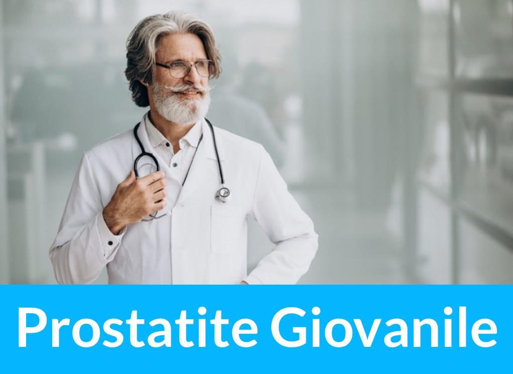 Prostatite Giovanile