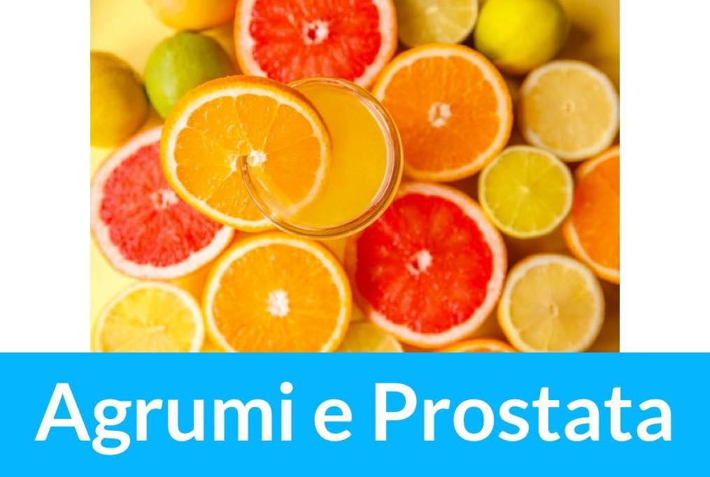 Agrumi e Prostata
