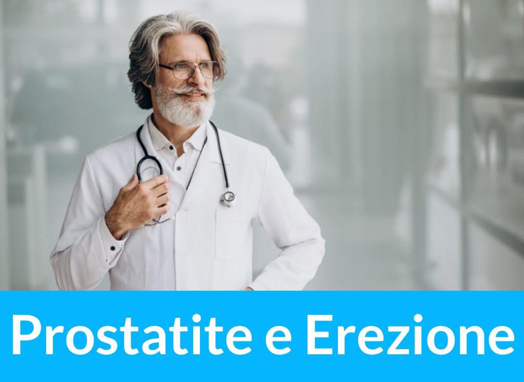 Prostatite e Erezione