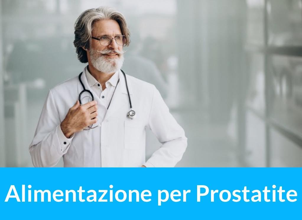 Alimentazione per Prostatite