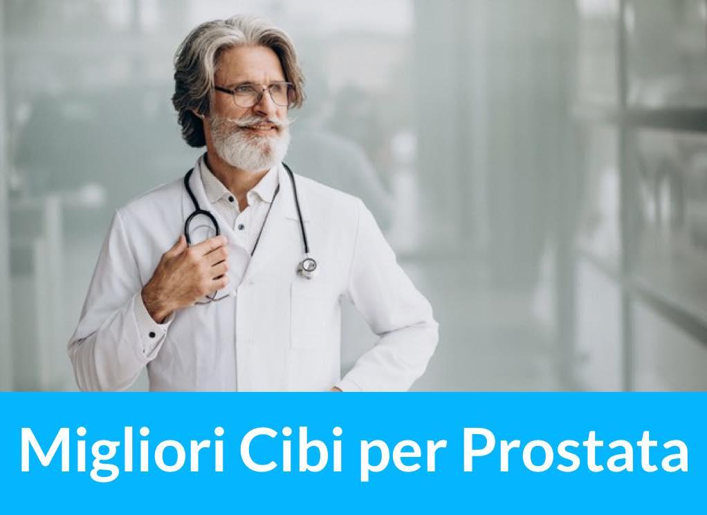 Migliori Cibi per Prostata
