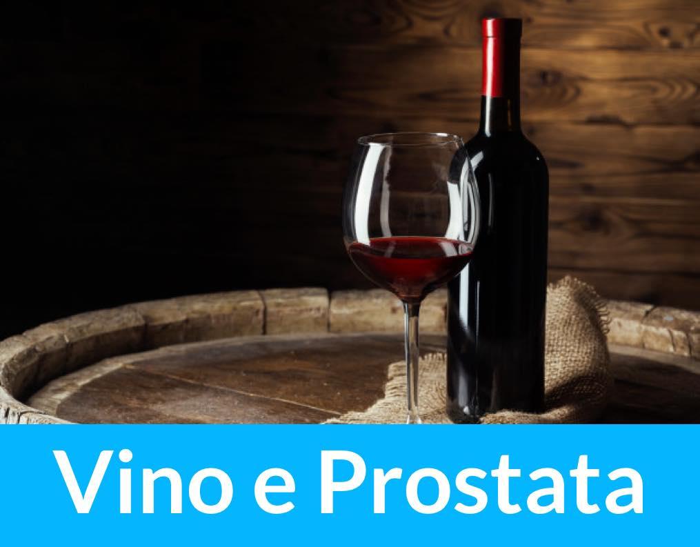 Vino e Prostata