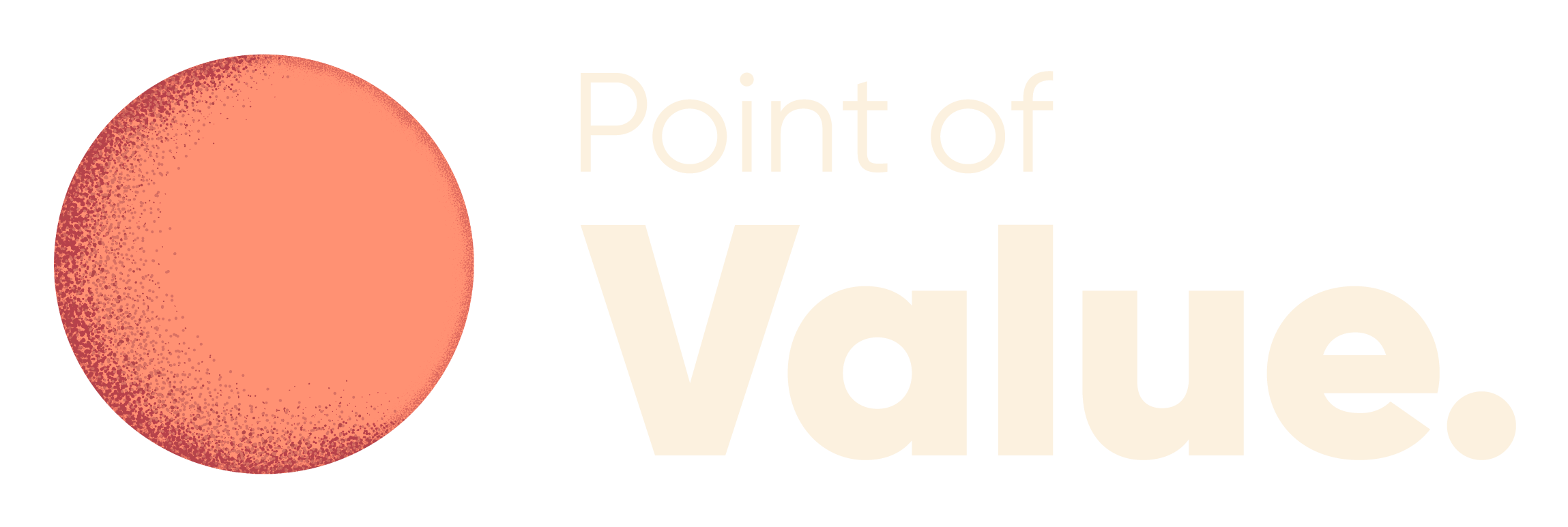 Point of Value logo.