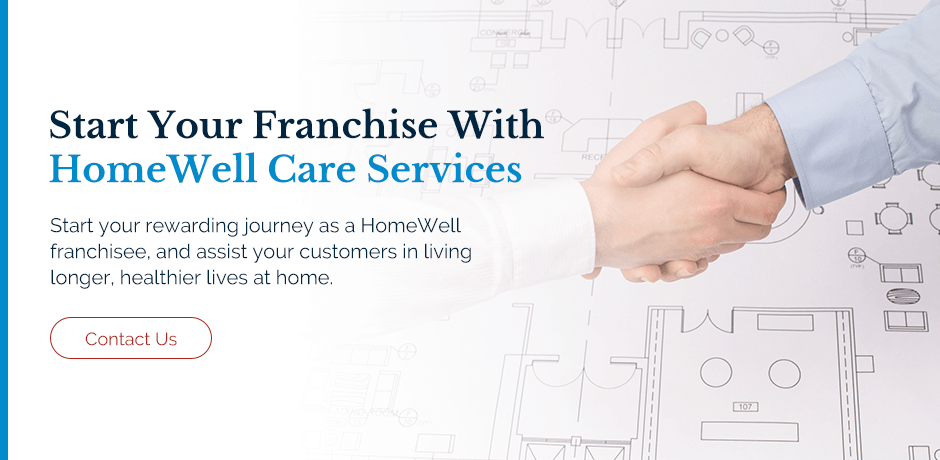 Start Your Franchise with HomeWell Care Services