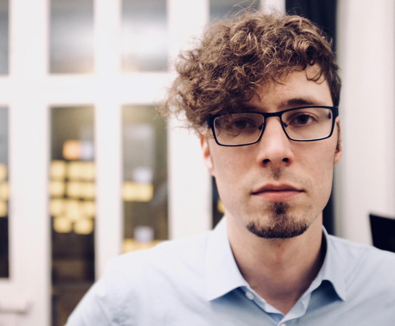 Sebastian Seel, UX Designer