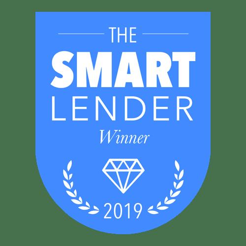 Th Smart Lender Winner Badge