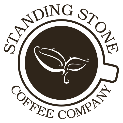 Logo of the Stand Stone Coffee Company