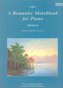 Romantic Sketchbook for Piano book 2