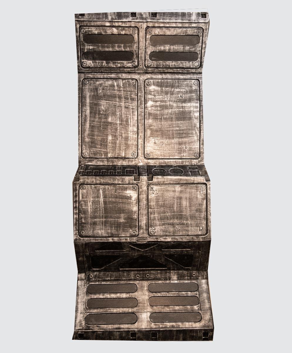 vacuform wall panel