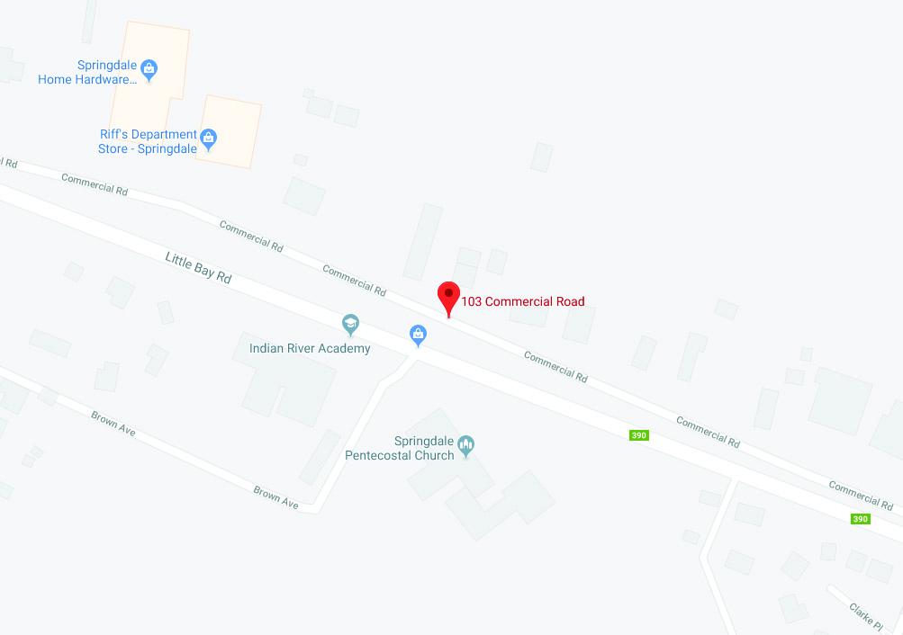 Kingsway Living Springdale Location