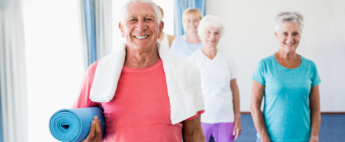 Pursue a healthy lifestyle for better senior living | Kingsway Living