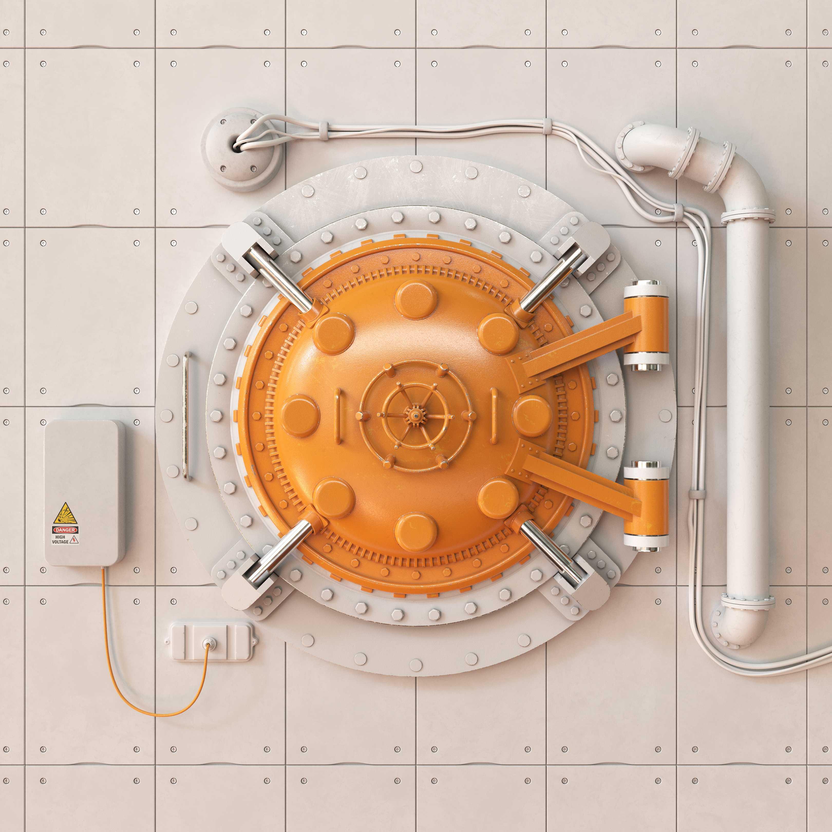 The affex vault artwork