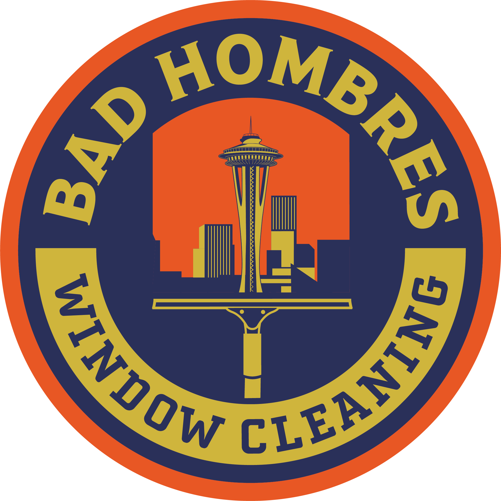 Bad Hombres Austin Logo