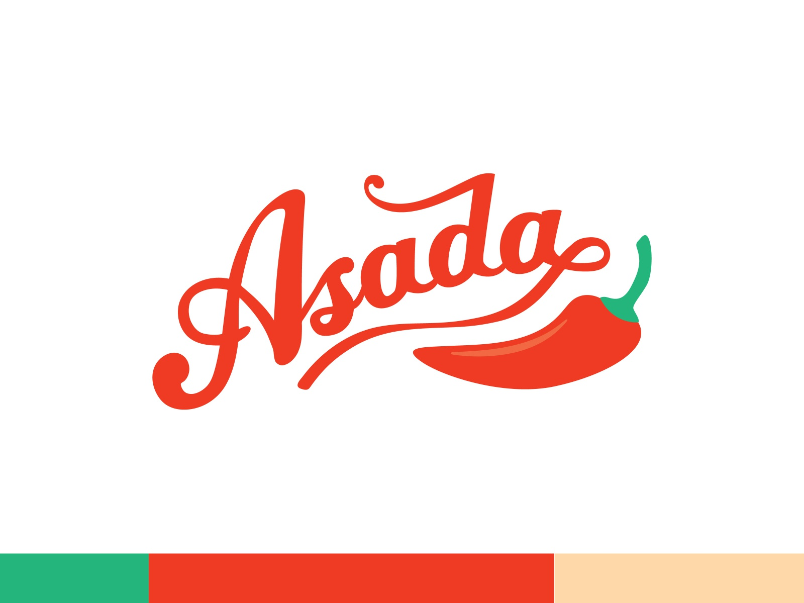 Asada Taco Restaurant Logo