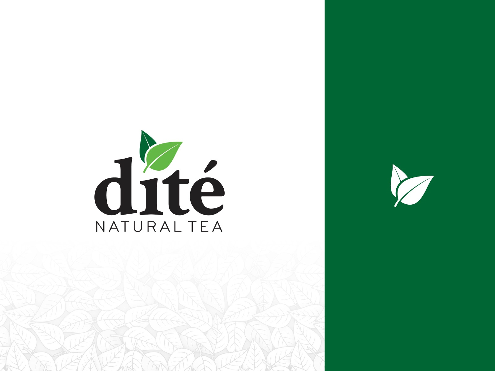 Dite Tea logo