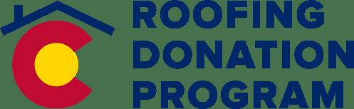 Colorado Roofing Donation Program