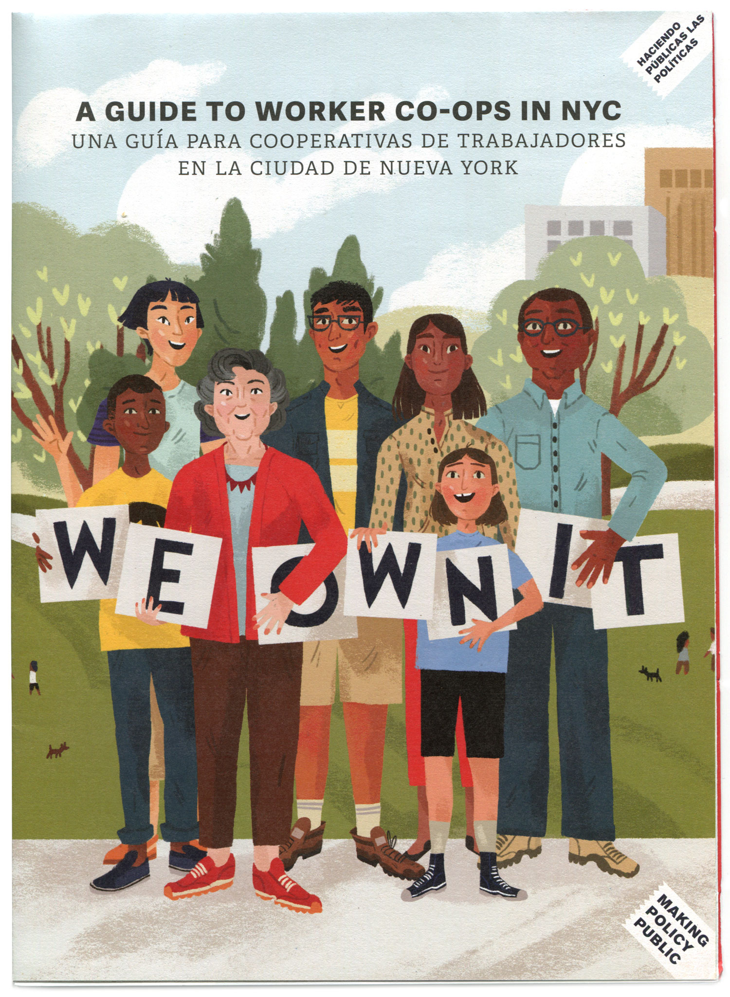 cover of We Own It