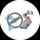 Logo de l'auto-école Ecart de conduite