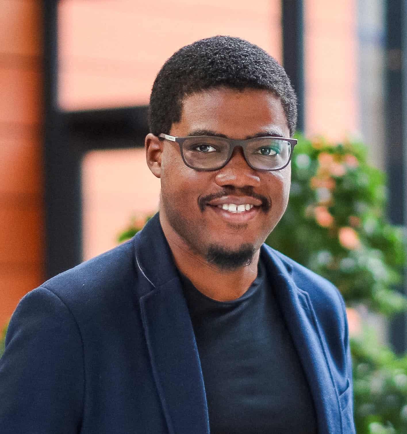 Cedric Quadjovie fondateur de Mounki