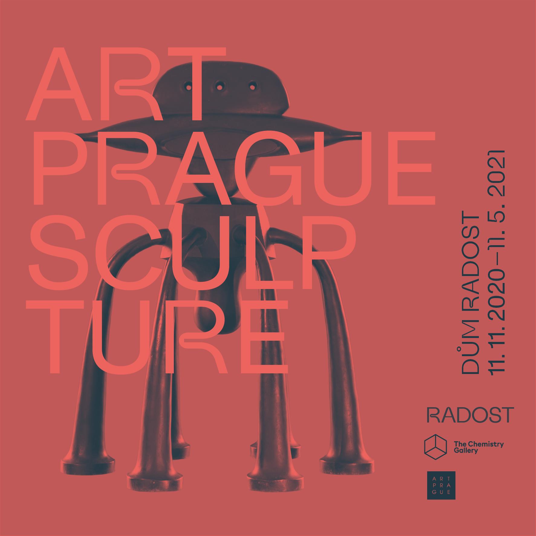 ART PRAGUE SCULPTURE in Radost