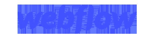 webflow company logo