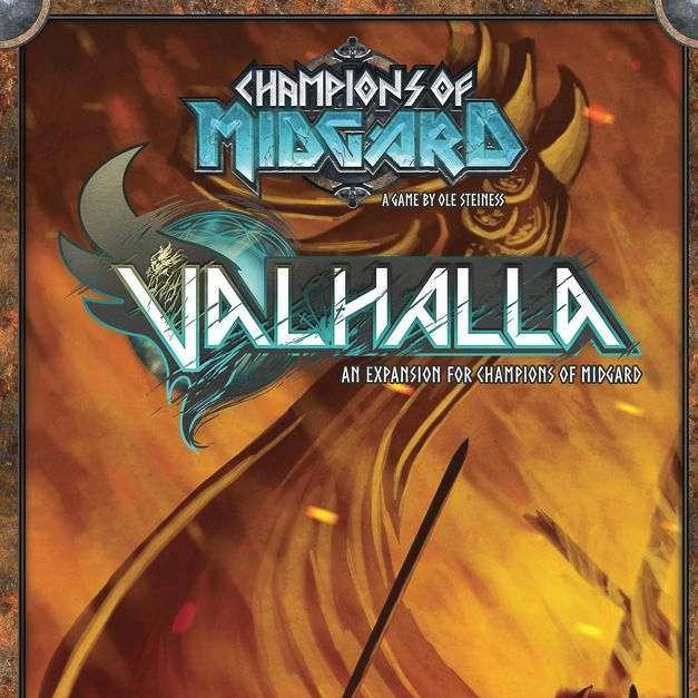 Champions of Midgard - Valhalla