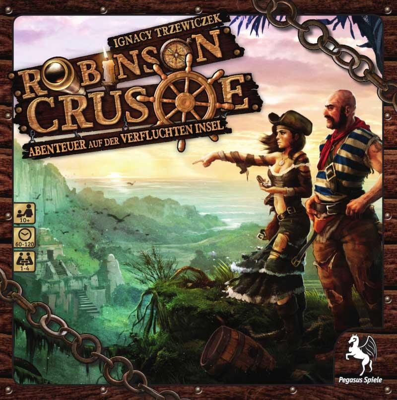 Robinson Crusoe Abenteuer auf der verfluchten Insel