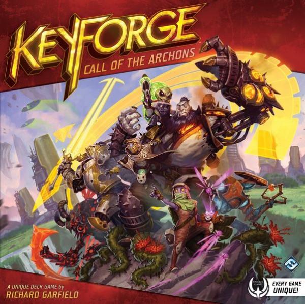 Keyforge - Ruf der Archonten