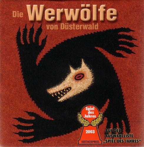 Die Werwölfe von Düsterwald