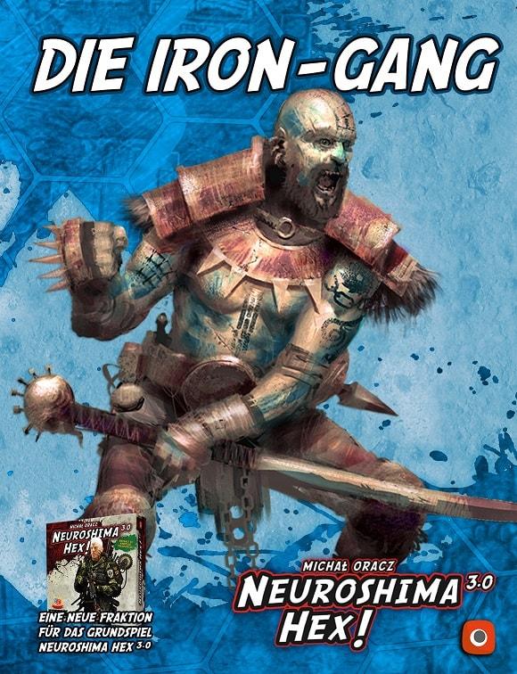 Neuroshima Hex: Iron Gang