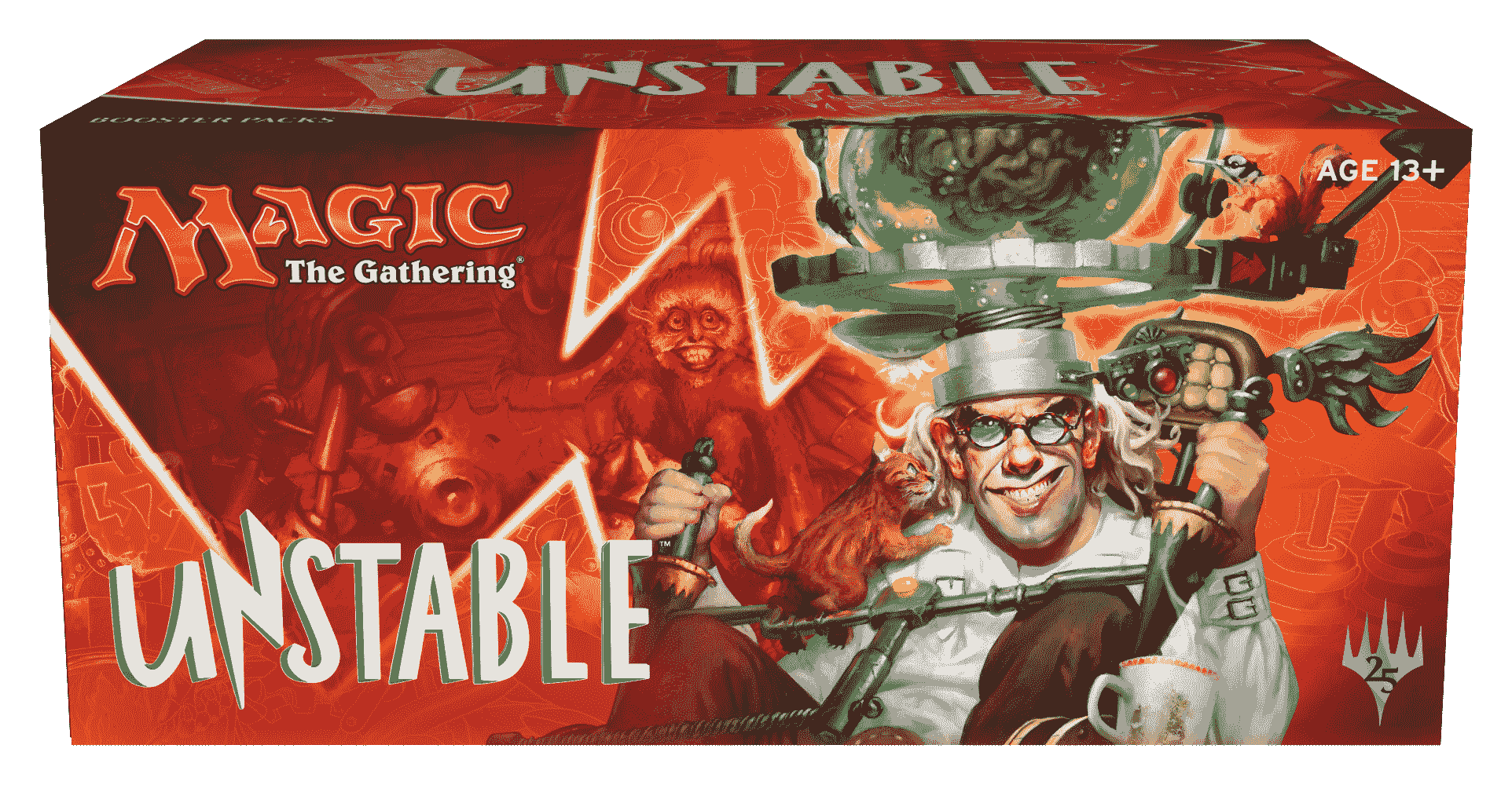 Magic the Gathering: Unstable